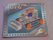 Metal Kits Bulldozer by Kandy Toys. Construction kit.