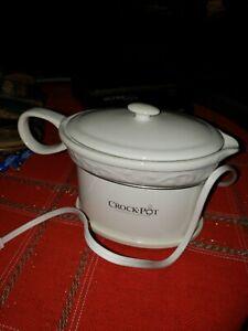 Crock Pot Gravy Mate Gravy Boat with Warmer.. Nice! (L2)