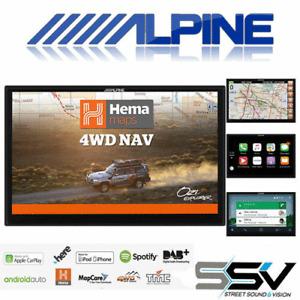 "Alpine X902D-F 9"" Apple CarPlay / Android Auto / Primo 3.0 Navigation / HEMA 4"