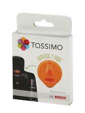 BOSCH Tassimo Reinigungsdisc 00576837, Farbe orange