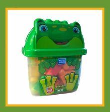 New ListingMega Bloks - Friendly Frog- Building Blocks 25 piece set