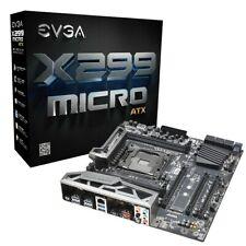 EVGA X299 MICRO 131-SX-E295-KR, LGA 2066 mATX, Motherboard