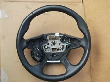 FORD C-MAX 2010-2015 MULTIFUNCTION LEATHER STEERING WHEEL  #FCM 170