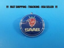 2001 - 2005 For Saab 9-5 Rear Emblem Badge Bonnet Symbol Logo part# 5289913 USA