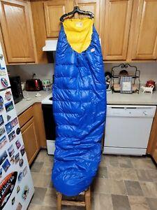 Mountain Equipment Glossop England Lightline Down Quilted Nylon Sleeping Bag