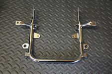 NEW Yamaha Banshee rear grab bar bumper - CHROME grabbar 1987-2006 & flag mounts