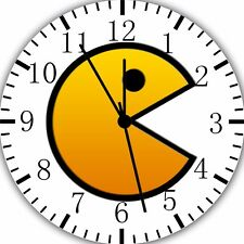 Pac Man Pac-Man Wall Clock F14
