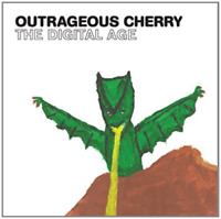 OUTRAGEOUS CHERRY-DIGITAL AGE (DLCD) VINYL LP NEW