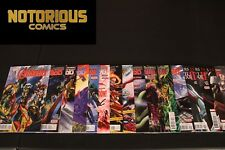 All New All Different Avengers 1-15 + Annual Complete Comic Lot Run Set Marvel