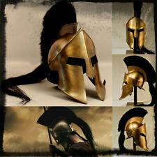 300 Romain Spartiate Médiévale Casque King Leonidas Film Réplica Casque