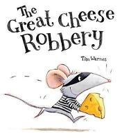 (Good)-The Great Cheese Robbery (Paperback)-Warnes, Tim-1848690533