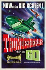 "Thunderbirds Are Go Movie Poster Mini 11""X17"""