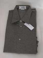chemise HERMES homme shirt man taille 41