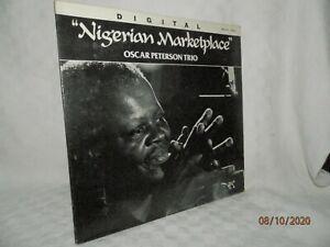 LP VINYLE 33Tours OSCAR PETERSON TRIO nigerian marketplace PABLO D02308231 U.S.A