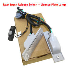 For 2012 Chevy Cruze 1.4L 1.8L Rear Trunk Release Switch + Licence Plate Lamp