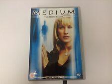 Medium Season 2  DVD Patricia Arquette, Jake Weber, Miguel Sandoval