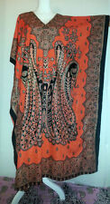 NWT Caftan Kimono Sleeve Kaftan Long Maxi Maternity Beach Lounge Wear Soft Dress