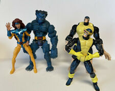 Marvel Legends X-Men Figure Lot Beast Jean Grey Cyclops