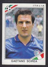 Panini - Mexico 86 World Cup - # 40 Gaetano Scirea - Italia