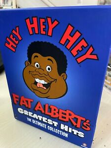 Fat Albert's Greatest Hits - The Ultimate Collection (DVD, 2005, 4-Disc Set)