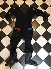 DUI CNSE Technical/Scuba Drysuit Black XL With Original Box