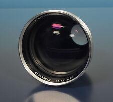 Carl Zeiss Pro Tessar 115mm/4.0 objectif lens Objektiv für Contaflex - (41061)