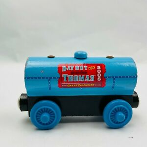THOMAS & Friends Wooden Railway  DAY OUT WITH THOMAS 2009 WATER TANKER