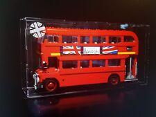 London Bus acrylic display case (10258)