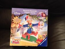 RAVENSBURGER DISNEY WINNIE THE POOH TIGGER BOUNCE BOUNCE GAME BNIB SEALED