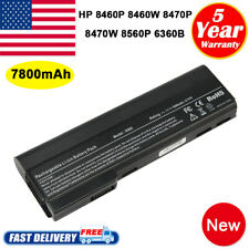 Battery For HP 8460W 8460P 8560P ProBook 6560b 6460b 6360b CC06 CC09 Notebook PC