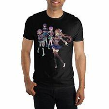 Doki Doki Literature Club Anime Group Men's XL T-Shirt