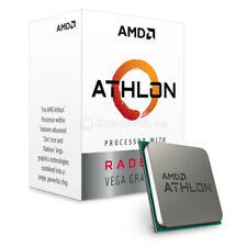 AMD Athlon 220GE AM4 3.4GHz 5MB Radeon Vega Boxed Desktop Processor
