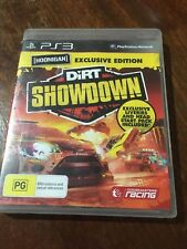 DIRT SHOWDOWN - HOONIGAN EXCLUSIVE EDITION - PS3 PLAYSTATION 3