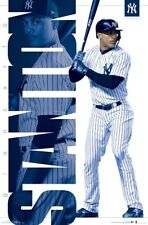 Giancarlo Stanton BRONX BOMBER New York Yankees MLB Baseball Wall POSTER