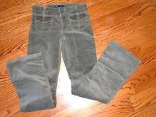 "NWT""GAP KIDS""Olive Green Stretch Slim Fit Corduroy Pants size 10Slim SUPER CUTE!"