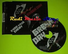CD Singolo GREEN DAY  Know your enemy  NY 2009 Reprise W816CD  mc dvd (S6)