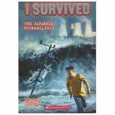 I Survived the Japanese Tsunami 2011 No. 8 by Lauren Tarshis (2013,...