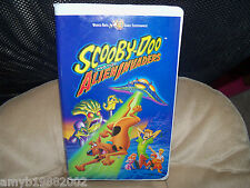 Warner Bros. Scooby-Doo and the Alien Invaders (VHS, 2000,Clamshell)