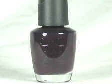 OPI Nail Polish LINCOLN PARK AFTER DARK MATTE W42M Discontinued