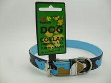 Colliers pour chiens moyens en cuir pour chien