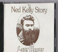 CD - BLAZY HARRY - THE NED KELLY STORY #J82#