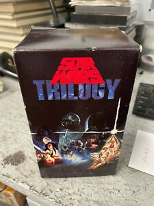 Star Wars Trilogy 1992 VHS Brand New Factory Sealed Empire Strikes Back/ Return