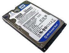 "WD 500GB 5400RPM 8MB 2.5"" SATA Hard Drive (PS3 Fat, PS3 Slim, Super Slim, PS4 )"