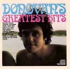 Donovan's Greatest Hits by Donovan (CD, Jan-1987, Epic)