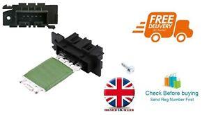 Brand New Blower Motor Heater Fan Resistor For Vauxhall Combo D Van 2012 Onwards