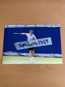 "STAN WAWRINKA STAN THE MAN QUEENS WIMBLEDON TENNIS PHOTO 6"" X 4"""