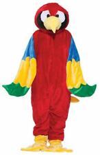 Parrot Bird Mascot Costume Adult Standard