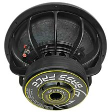 "BASS FACE SPL15.2.4S sub 2100 watt rms 15"" 38 cm diametro 4 + 4 ohm high power"
