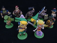 Furuta Choco Egg Legend of Zelda Miniature Spirit Tracks 11 Figures Set Japan JP
