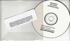 GOGOL BORDELLO Super Taranta! UK 14-trk numbered/watermarked promo test CD